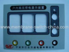 membrane switch panel design