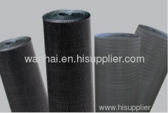 plain steel wire cloth black wire cloth