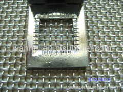 Galvanized metal square wire Mesh