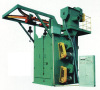 hanger type shot blasting machinery