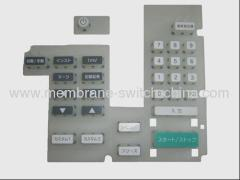 silicon rubber keypad