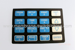 custom rubber keypad