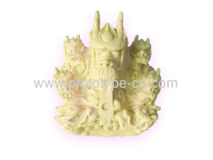ABS cnc rapid prototyping services