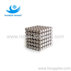 Permanent neodymium Iron Boron ball magnet