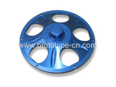 High quality metal rapid prototyping