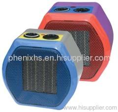 1800W 2 heat settings power PTC Fan Heater