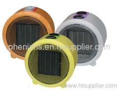 2 heat setting PTC fan heater 1218D