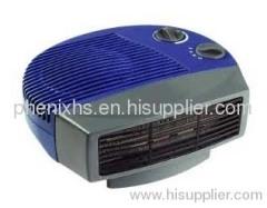 portable electric ptc fan heater