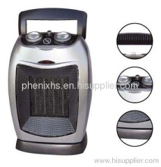 1800W PTC heater with portable handle