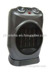 electric ptc fan heater with ce rohs