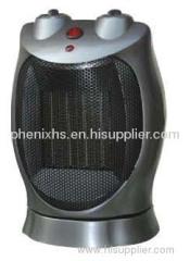 2 heat setting PTC fan heater 0918D