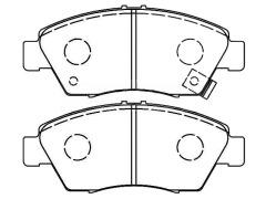 HONDA brake pads