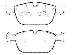 VOLVO XC60 brake pads