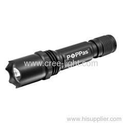 3 Watt Waterproof Police CREE LED Flashlight ACK-PL806
