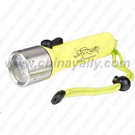 diving flashlight