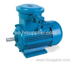 YB2 Explosion-proof Three-phase Asynchronous Motor