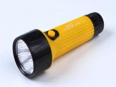 4 LED Rechargeable Flashlights