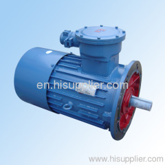 YBS(DSB,JDSB) Series of Flame-proof Three-phase Induction Motor for conveyor