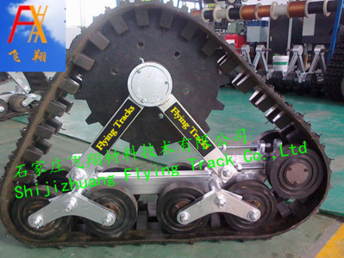 rubber track /rubber crawler track system/rubber tracks from