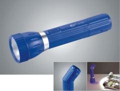 High power led rechargeable flashlights