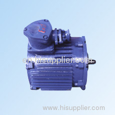 YBI Series of Flame-proof Three-phase Induction Motors for Coal Carrier