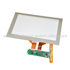 touch screen overlay kit