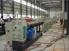 PP pipe plastic machinery