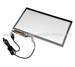 multi-touch resistive touch screen