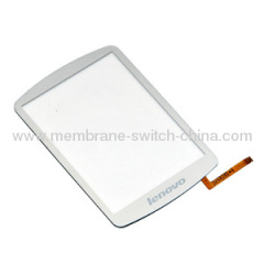 planner resistive touch screen