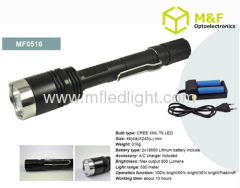 cree xml t6 led flashlight