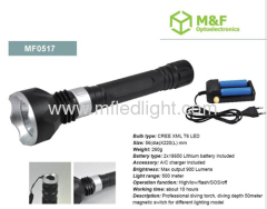 hot sell professional dive torch