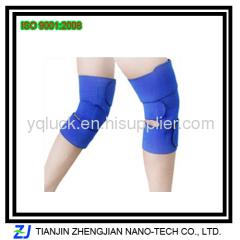 Tourmaline self-heating knee pads
