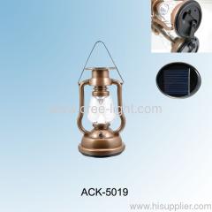Solar and Crank High Power Camping Lantern ACK-5019