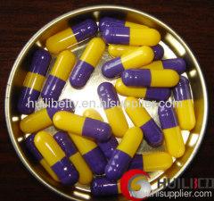 Medical grade gelatin capsule
