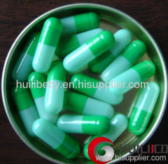 High Quality Empty Vegetable Capsule