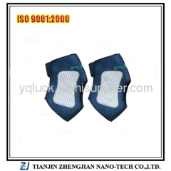 Auto-heating far infrared ankle protector