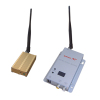 1.2GHz 1200mW audio video wireless transmitter receiver