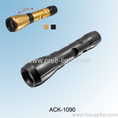 Rechargeable Zoomable CREE Torch ACK-1090