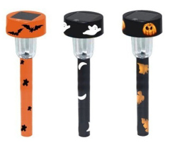 Halloween Decorating Solar Stake Lights