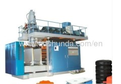 PE Hollow container Blowing Molding machine