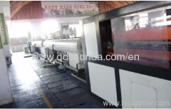 HDPE PP pipe extrusion line