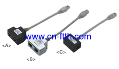 ISDN Shielded Adapter
