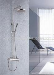 brass shower set