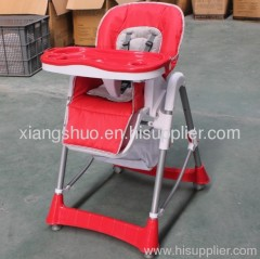 baby high chair with EN14988 approval
