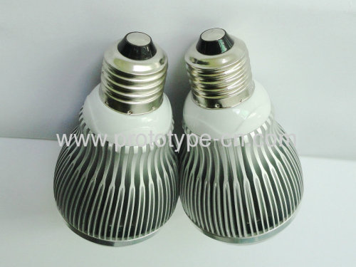 LED Rapid Prototype LED shell LED house LED case