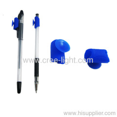 Popular Used In Office Any smooth Surface Silicone Pen Clip