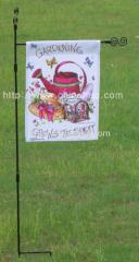 custom garden flag maker