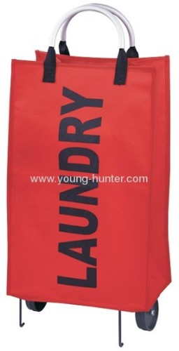 rED Shopping Trolley Bags
