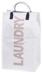 White Wheeled Shopping Bags