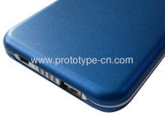 External battery prototype Plastic rapid prototype